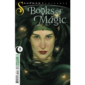 Books Of Magic (2018) #8 VF/NM Sandman Universe DC Vertigo