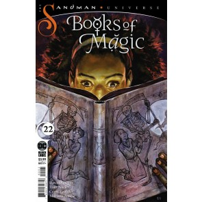 Books Of Magic (2018) #22 VF/NM Sandman Universe DC Vertigo Black Label