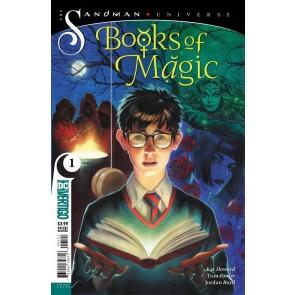 Books of Magic (2018) #1 VF/NM Joshua Middleton Variant Cover Vertigo