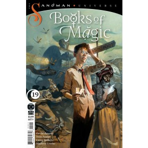 Books Of Magic (2018) #19 VF/NM Sandman Universe DC Vertigo Black Label