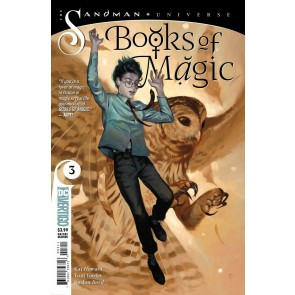 Books Of Magic (2018) #3 VF/NM Sandman Universe DC Vertigo