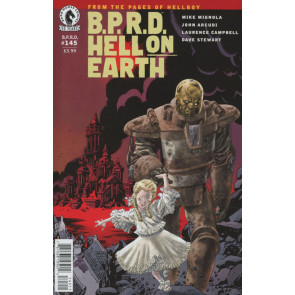 B.P.R.D. Hell On Earth (2013) #145 VF/NM Mike Mignola