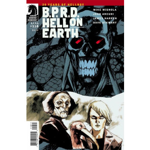B.P.R.D.: HELL ON EARTH #118 VF/NM DARK HORSE MIGNOLA