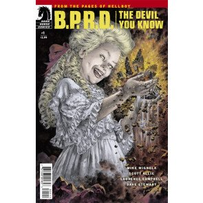 B.P.R.D.: The Devil You Know (2017) #1 VF/NM Mike Mignola