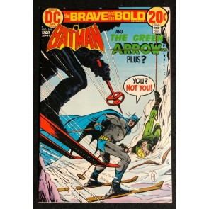 Brave and the Bold (1955) #106 VF/NM (9.0) Batman & Green Arrow