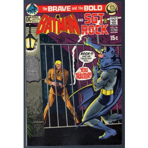 Brave and the Bold (1955) #96 FN (6.0) Batman & Sgt.Rock