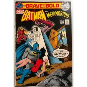 Brave and the Bold (1955) #101 NM- (9.2) Batman & Metamorpho