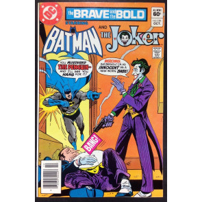 Brave and the Bold #191 NM- (9.2) featuring Batman and Joker