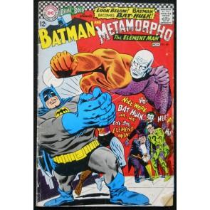 BRAVE AND THE BOLD #68 VG BATMAN METAMORPHO JOKER PENGUIN RIDDLER COVER