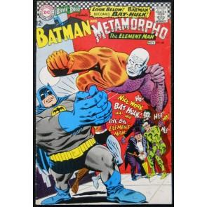 BRAVE AND THE BOLD #68 VG/FN BATMAN METAMORPHO JOKER PENGUIN RIDDLER COVER