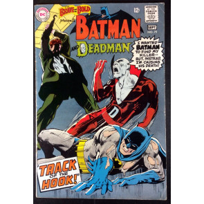 Brave and the Bold (1955) #79 FN (6.0) featuring Batman & Deadman Neal Adams