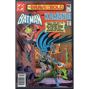 Brave and the Bold (1955) #157 FN- (5.5) Batman & Kamandi