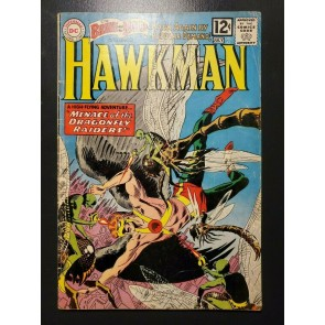 BRAVE AND THE BOLD 42 (1962) VG+(4.5)  3rd app. Hawkman, Kubert Art |
