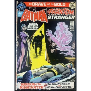 Brave and the Bold (1955) #98 FN/VF (7.0) Batman & Phantom Stranger