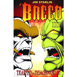 BREED III #2 NM JIM STARLIN IMAGE COMICS 2011