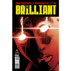 BRILLIANT #5 VF+ - VF/NM ICON BENDIS BAGLEY