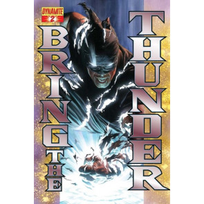 BRING THE THUNDER #2 NM DYNAMITE ENTERTAINMENT