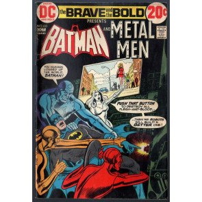 Brave and the Bold (1955) #103 VG (4.0) Batman and Metal Men