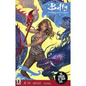 Buffy The Vampire Slayer Season 11 (2016) #1 VF/NM Steve Morris Dark Horse