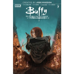 Buffy The Vampire Slayer (2019) #7 VF/NM Boom! Studios