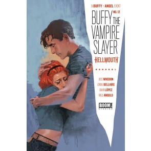 Buffy The Vampire Slayer (2019) #12 VF/NM Boom! Studios