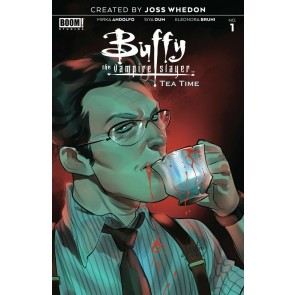 Buffy the Vampire Slayer: Tea Time (2021) #1 VF/NM Mirka Andolfo Boom! Studios