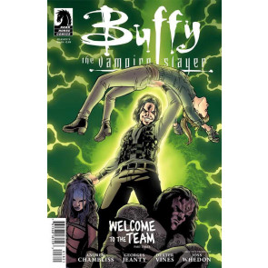 BUFFY THE VAMPIRE SLAYER SEASON 9 #18 VF/NM COVER B DARK HORSE JOSS WHEDON