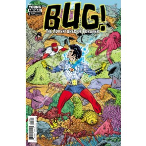 Bug! The Adventures of Forager (2017) #4 VF/NM Allred DC Young Animal