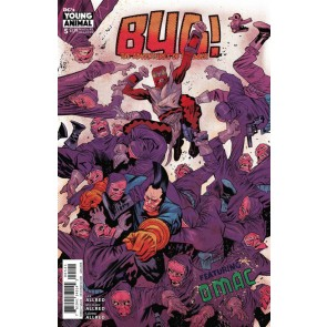 Bug! The Adventures of Forager (2017) #4 VF/NM Harren Variant DC Young Animal