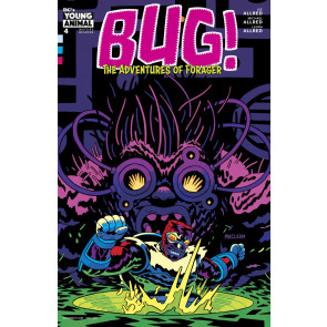 Bug! The Adventures of Forager (2017) #4 VF/NM Andrew Maclean DC Young Animal