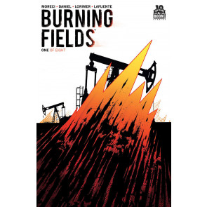 BURNING FIELDS (2015) #1 VF/NM BOOM!