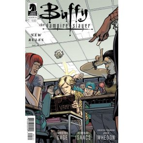 BUFFY THE VAMPIRE SLAYER SEASON 10 #1 VF/NM COVER B DARK HORSE JOSS WHEDON