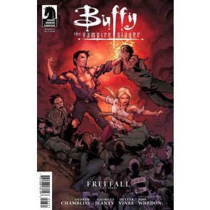 BUFFY THE VAMPIRE SLAYER SEASON 9 #3 VF COVER A DARK HORSE JOSS WHEDON