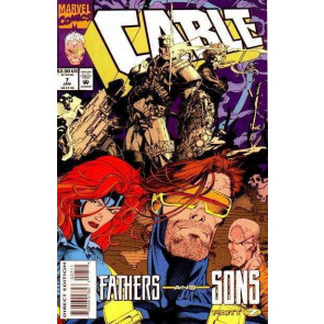 Cable (1993) #'s 6 7 8 Complete VF+ - VF/NM