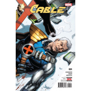 Cable (2017) #4 VF/NM