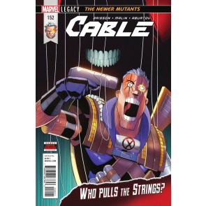 Cable (2017) #152 VF/NM