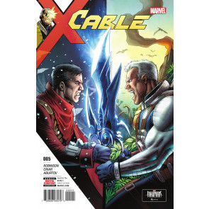 Cable (2017) #5 VF/NM