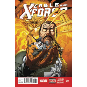CABLE AND X-FORCE #17 FN/VF MARVEL NOW!
