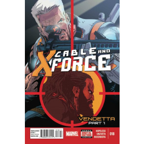 Cable and X-Force (2013) #18 VF/NM