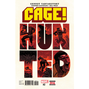 Cage (2016) #2 of 4 VF/NM
