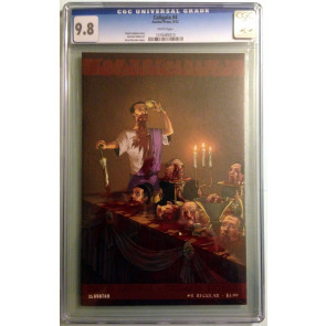 Caligula (2012) #4 CGC 9.8 decapitation cover David Lapham story (1018485013)
