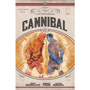 Cannibal (2016) #3 VF/NM Image Comics