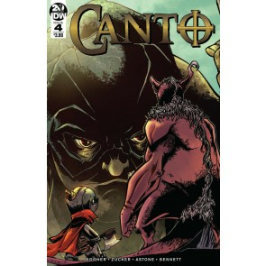 Canto (2019) #4 VF/NM IDW
