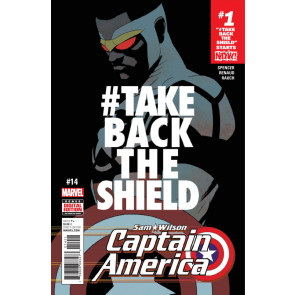 Captain America Sam Wilson (2015) #14 VF/NM
