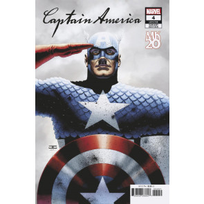 Captain America (2018) #4 VF/NM Marvel Knights 20th Anniversary Variant Cover
