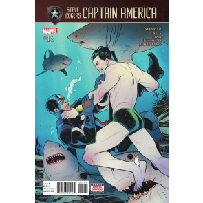 Captain America:Steve Rogers (2016) #18 VF/NM