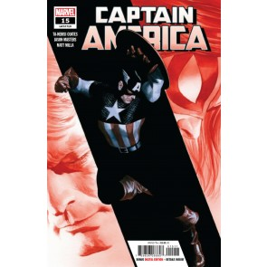 Captain America (2018) #15 (#719) VF/NM Alex Ross Cover