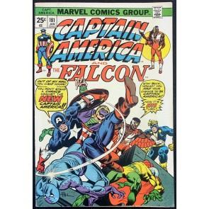 Captain America (1968) #181 FN+ (6.5) Nomad
