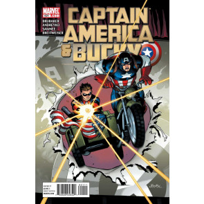 Captain America (2005) #621 VF-VF+ Ed McGuinness Cover