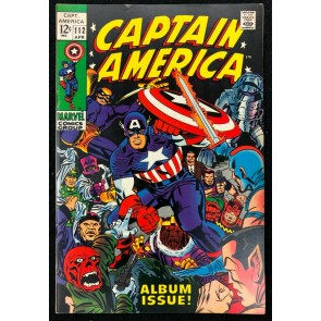Captain America (1968) #112 FN/VF (7.0)